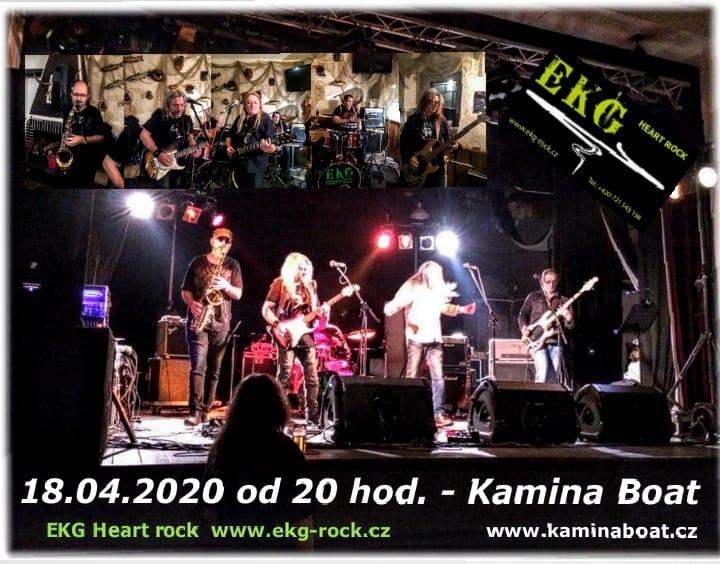 EKG 18.04.2020 Kamina Boat
